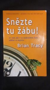 náhled knihy - Snězte tu žábu