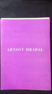 náhled knihy - Arnošt Hrabal,básník lesa