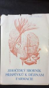 náhled knihy - Jihočeský sborník příspěvků k dějinám farmacie