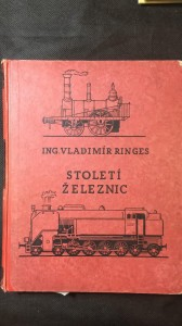 náhled knihy - Století železnic
