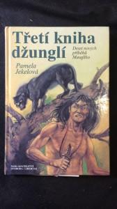 náhled knihy - Třetí kniha džunglí