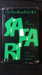 náhled knihy - Východoafrické Safari