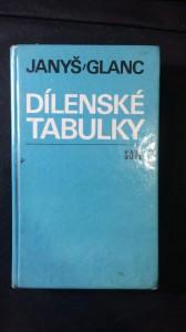 náhled knihy - Dílenské tabulky