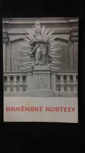 náhled knihy - Brněnské kostely