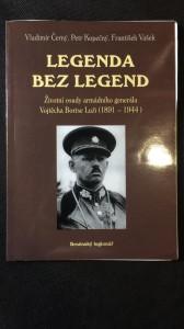 náhled knihy - Legenda bez legend