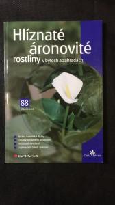 náhled knihy - Hlíznaté áronovité rostliny