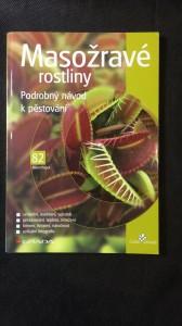 náhled knihy - Masožravé rostliny