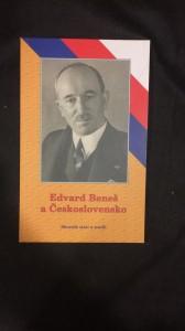 náhled knihy - Edvard Beneš a Československo