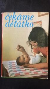 náhled knihy - Čekáme děťátko
