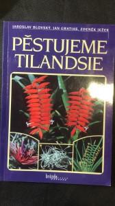 náhled knihy - Pěstujeme tilandsie