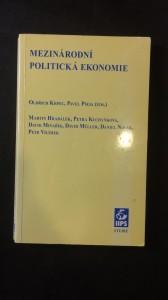 náhled knihy - Mezinárodní politická ekonomie