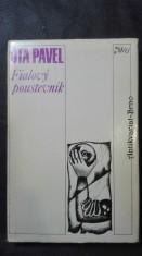 náhled knihy - Fialový poustevník