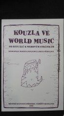 náhled knihy - Kouzla ve world music: od rituálů k webovým stránkám/ The magic od world music: from rituals to web pages