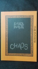 náhled knihy - Chaos