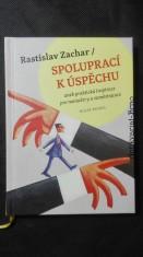 náhled knihy - Spoluprací k úspěchu, aneb praktická inspirace pro manažery azaměstnance