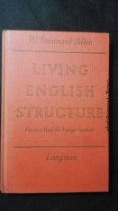 náhled knihy - Living English Structure: Practise Book for Foreign Students