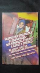 náhled knihy - Teoreticko-metodická propedeutika pro edukační činnost s dětmi a mládeží na pomoc romským pedagogickým asistentům
