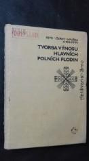 náhled knihy - Tvorba výnosu hlavních polních plodin