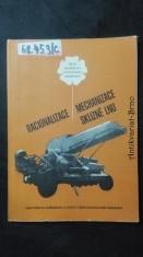 náhled knihy - Racionalizace mechanizace sklizně lnu