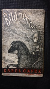 náhled knihy - Bílá nemoc