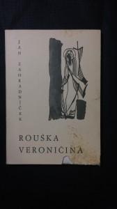 náhled knihy - Rouška Veroničina