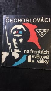 náhled knihy - Čechoslováci na frontách 1. světové války