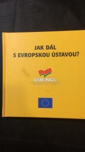 náhled knihy - Jak dál s evropskou ústavou ?