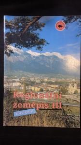náhled knihy - Regionální zeměpis 3