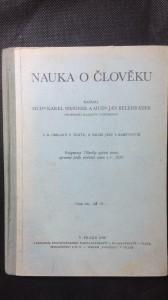 náhled knihy - Nauka o člověku
