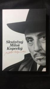 náhled knihy - Skutečný Miloš Kopecký