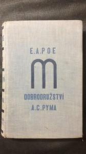 náhled knihy - Dobrodružství A.G. Pyma a jiné povídky