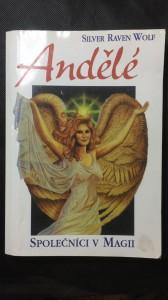náhled knihy - Andělé: společníci v magii