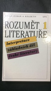 náhled knihy - Rozumět literatuře 1