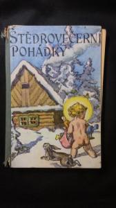 náhled knihy - Štědrovečerní pohádky