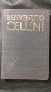 náhled knihy - Benvenuto Cellini