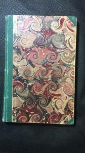 náhled knihy - Cesta ke klidu - kus skutečného života / kompas pro ženatého dělníka vhodný i pro řemeslníka nebo rolníka / kompas pro mladého dělníka, učně nebo tovaryše / jak krásný a důležitý jest křesť. stav manželský? (1889)