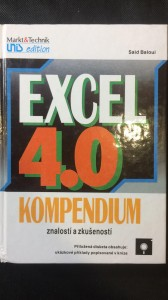 náhled knihy - Excel 4.0