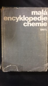 náhled knihy - Malá encyklopedie chemie