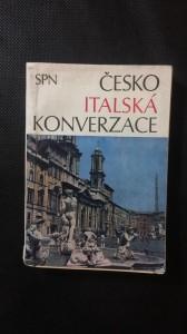náhled knihy - Česko italská konverzace