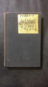 náhled knihy - Romeo Julie a tma