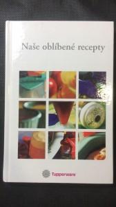 náhled knihy - Naše oblíbené recepty