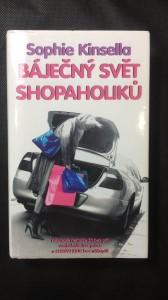 náhled knihy - Báječný svět shopaholiků