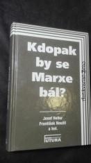 náhled knihy - Kdopak by se Marxe bál?