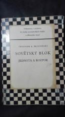 náhled knihy - Sovětský blok: Jednota a rozpor