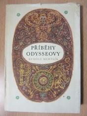 náhled knihy - Příběhy Odysseovy