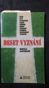 náhled knihy - Deset vyznání
