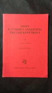náhled knihy - Testy k učebnici angličtiny pro jazykové školy