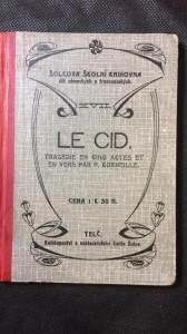 náhled knihy - Le Cid