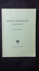 náhled knihy - Success at the state exam