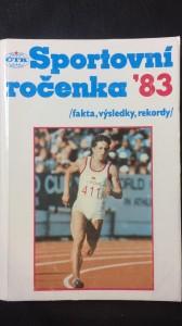 náhled knihy - Sportovní ročenka 83